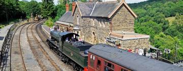 Hotels near Severn Valley Railway