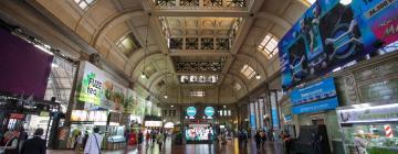 Железнодорожный вокзал Онсе: отели поблизости