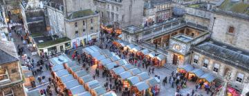 Hotels near Bath Christmas Market