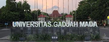 Hotels near Gadjah Mada University