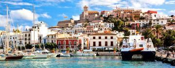 Hotels near Ibiza Port
