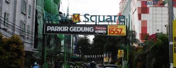 Hotels near Blok M Square