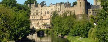 Warwick Castle: Hotels in der Nähe