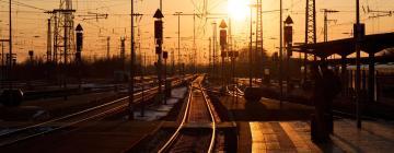 Главный вокзал Карлсруэ: отели поблизости