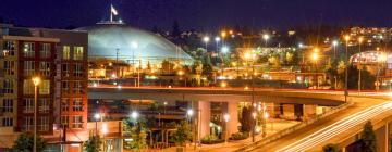 Hotels near Tacoma Dome