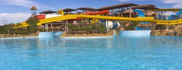 Hotels near Hot Park
