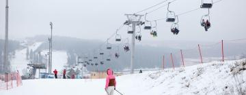Hotels near Sorochany Ski Lift 1