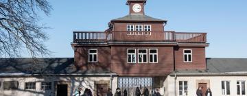 Hotels near Buchenwald Memorial