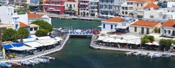 Hotels near Agios Nikolaos Port