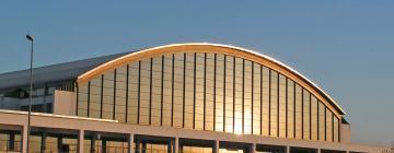 フリードリヒスハーフェン見本市会場周辺のホテル