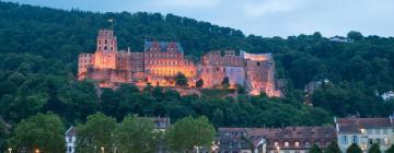 Hotels near Castle Heidelberg