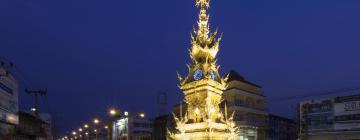 Hotels near Clock Tower Chiang Rai