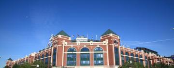 Baseball-Stadion Globe Life Park in Arlington: Hotels in der Nähe