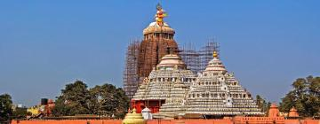 Hotels near Jagannath Temple