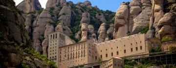 Hoteles cerca de Monasterio de Montserrat
