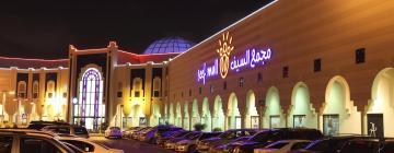 Hotelek a Seef Mall bevásárlóközpont közelében