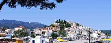 Порт Скиатоса: отели поблизости