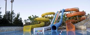 Hotels near Schlitterbahn Waterpark Resort
