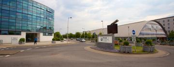 Hotels near Brunel University