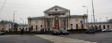 Hotels near Vilnius Train Station
