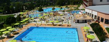 Hotele w pobliżu miejsca Park wodny Tropikana