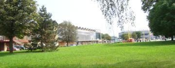 Железнодорожный вокзал Кошице: отели поблизости