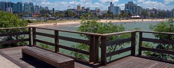 Пляж Камбурі: готелі поблизу