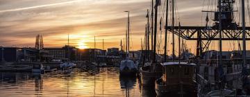 Hafen Rostock: Hotels in der Nähe
