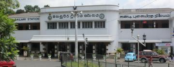 Hotels near Kandy Train Station