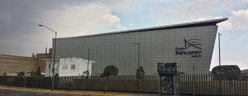 Виставковий центр Expo Bancomer Santa Fe: готелі поблизу