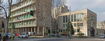 Hotell nära Bocconi universitet