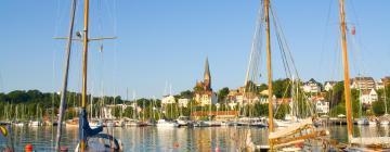 Фленсбургская гавань: отели поблизости