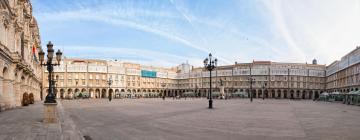 Hotels near Maria Pita Square