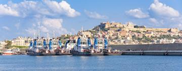 Porto di Milazzo: hotel