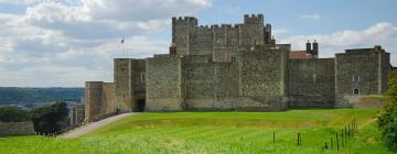 Hotels near Dover Castle