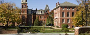 Hotels near West Virginia University