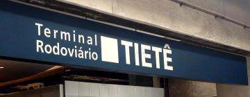 Hotels near Terminal Rodoviario do Tiete