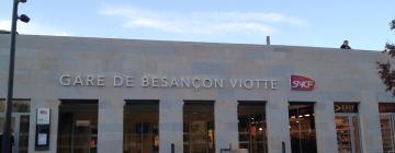 Hôtels près de: Gare de Besançon Viotte