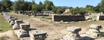 Hotels near Ancient Olympia