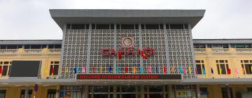 Stazione Ferroviaria di Hanoi: hotel