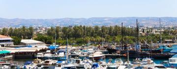 Hotel berdekatan dengan Pelabuhan Paphos