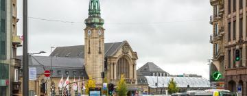 Железнодорожный вокзал Люксембурга: отели поблизости