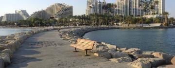 Hotels near Eilat Promenade