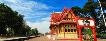Hoteller i nærheden af Hua Hin Station