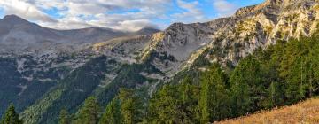 Hotels near Mount Olympus