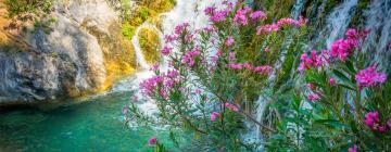 Hotels near Algar Waterfalls