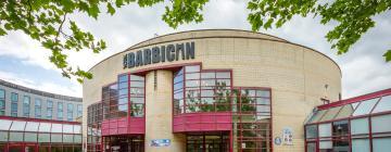 Hotels near York Barbican