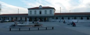 Hotels near Bergamo Train Station