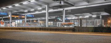 Центральный железнодорожный вокзал Эссена: отели поблизости