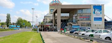 Hotels near Zagreb Main Bus Station